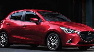 MAZDA 2 2019 Collection