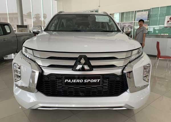 Mitsubishi Pajero Sport Minorchange