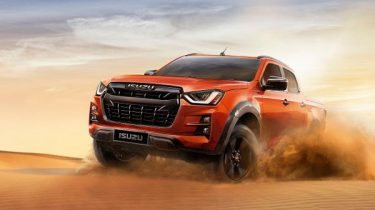 All NEW Isuzu D-max